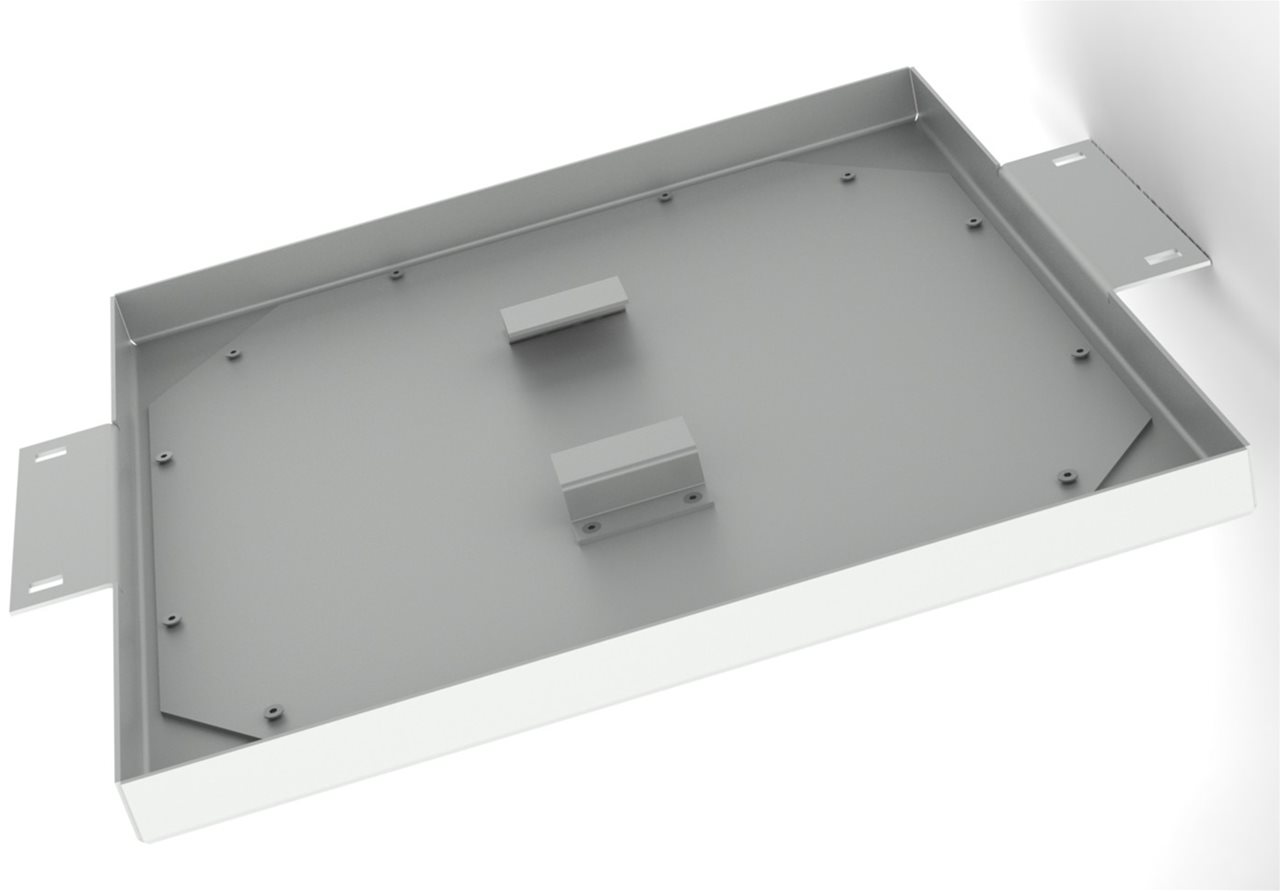 BOLT-IN SEALING PLATE